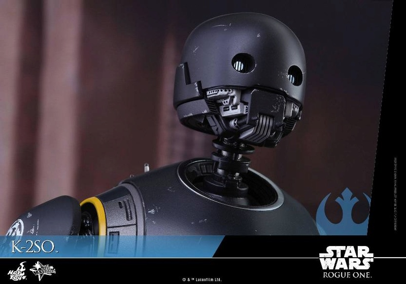 Hot Toys Star Wars Rogue One : 1/6th scale K-2SO Figure K-2so_27