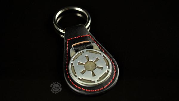 ANOVOS STAR WARS Imperial Emblem Key Fob Key_0210