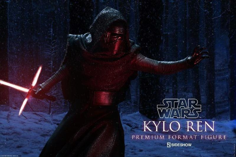 Sideshow Collectibles - Kylo-Ren Premium Format Figure Kylore29