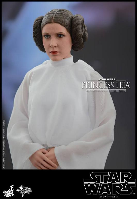 Hot Toys Star Wars 1/6 scale Princess Leia - A New Hope Leia_011