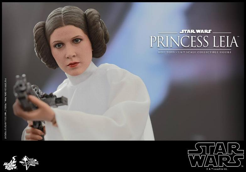 Hot Toys Star Wars 1/6 scale Princess Leia - A New Hope Leia_110