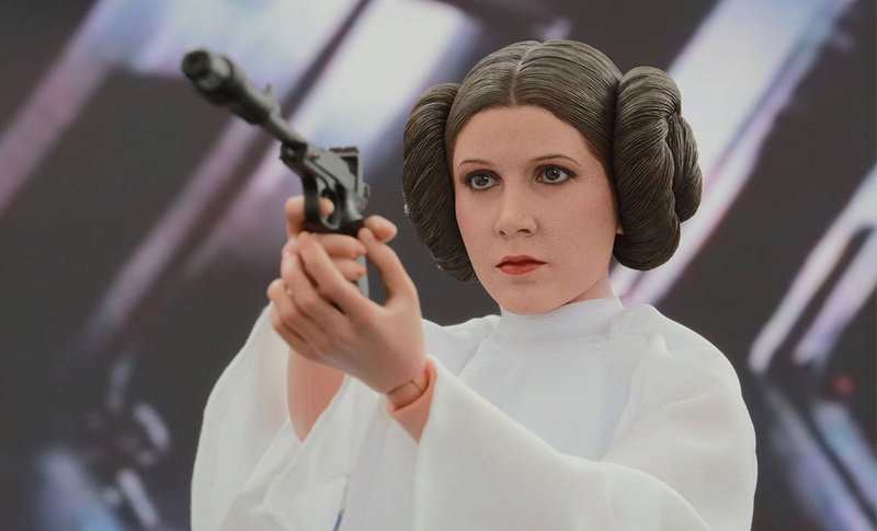 Hot Toys Star Wars 1/6 scale Princess Leia - A New Hope Leia_h10