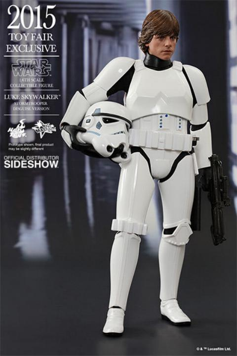 Hot Toys 1/6 scale Luke Skywalker (Stormtrooper Disguise) Luke-s14