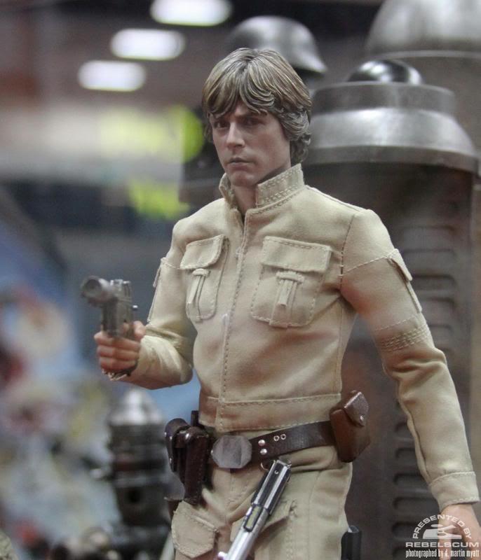 Hot Toys - 1/6 scale Bespin Luke Skywalker DX Luke0110