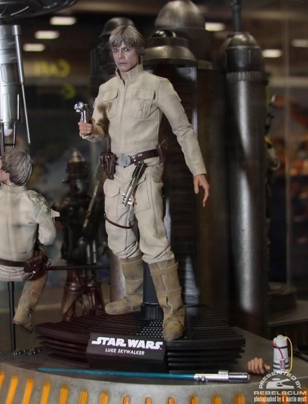 Hot Toys - 1/6 scale Bespin Luke Skywalker DX Luke0410