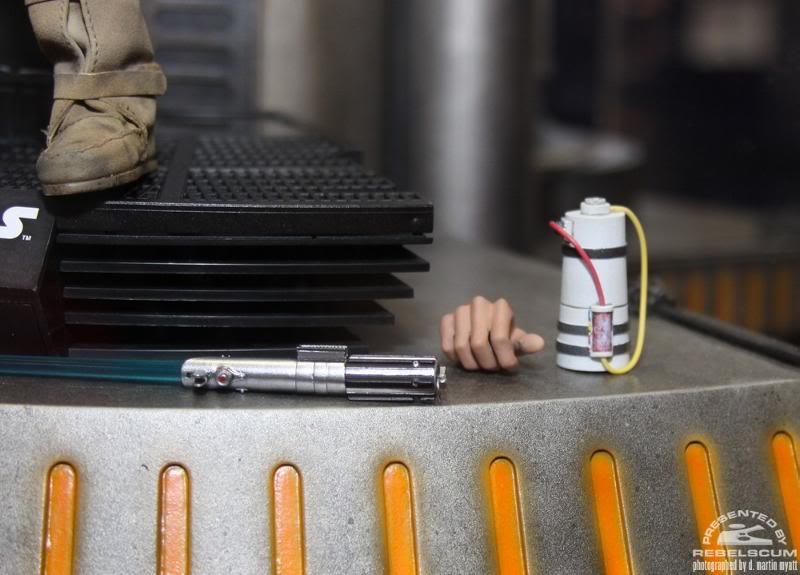Hot Toys - 1/6 scale Bespin Luke Skywalker DX Luke0610