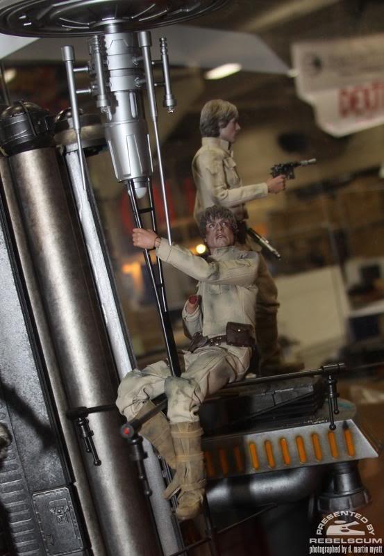 Hot Toys - 1/6 scale Bespin Luke Skywalker DX Luke1110