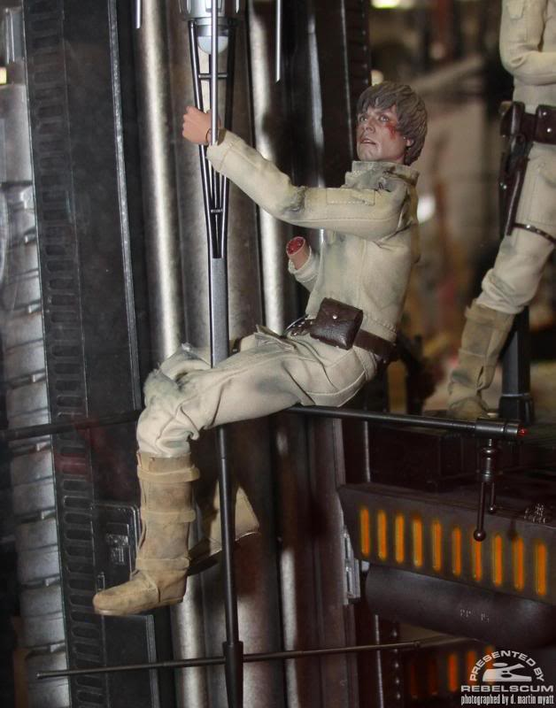 Hot Toys - 1/6 scale Bespin Luke Skywalker DX Luke1210