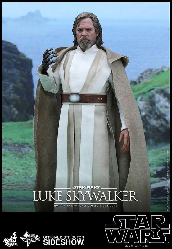 Hot Toys Star Wars - TFA Luke Skywalker 1/6th Scale Figure  Luke_t15