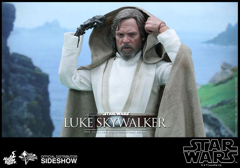 Hot Toys Star Wars - TFA Luke Skywalker 1/6th Scale Figure  Luke_t17
