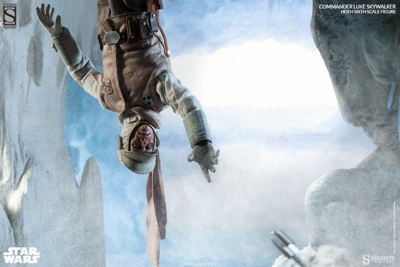 Sideshow Collectible - Luke, Han & Tauntaun Hoth Planet Lukean23