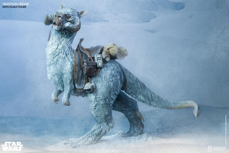 Sideshow Collectible - Luke, Han & Tauntaun Hoth Planet Lukean24