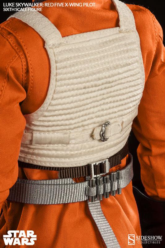 Luke Skywalker: Red Five X-Wing Pilot Sixth Scale Figure Lukere24