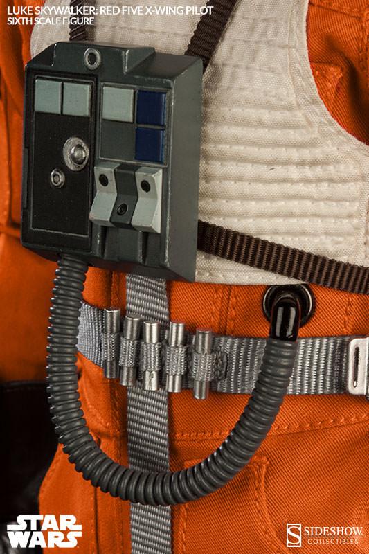 Luke Skywalker: Red Five X-Wing Pilot Sixth Scale Figure Lukere25