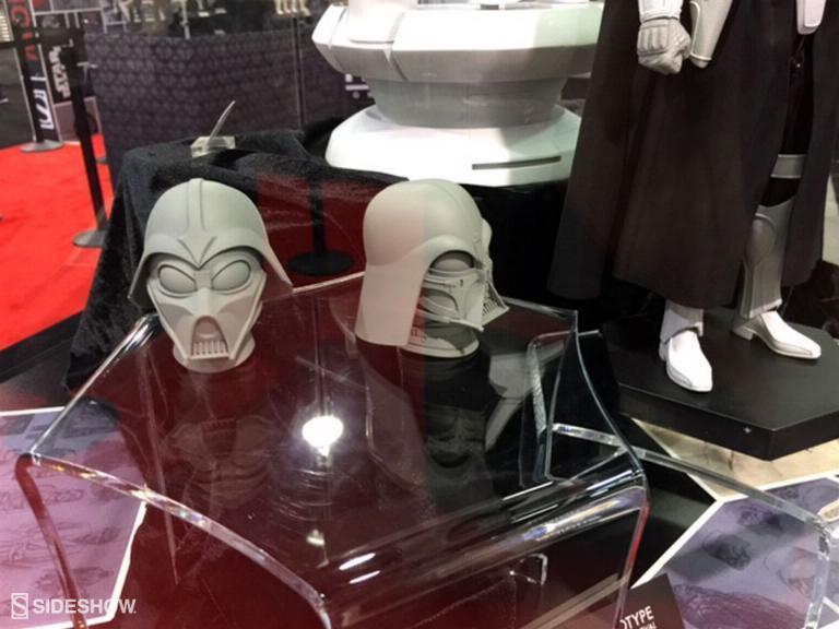 Sideshow Collectibles - Ralph McQuarrie Darth Vader Statue Mcquar10