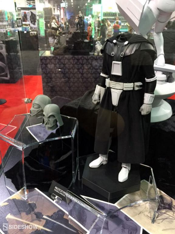 Sideshow Collectibles - Ralph McQuarrie Darth Vader Statue Mquarr12