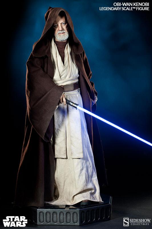Sideshow - Obi-wan Kenobi - Legendary Scale Figure  Obi-wa10