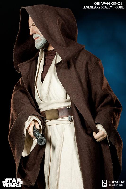 Sideshow - Obi-wan Kenobi - Legendary Scale Figure  Obi-wa12