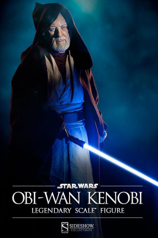 Sideshow - Obi-wan Kenobi - Legendary Scale Figure  Obi-wa14