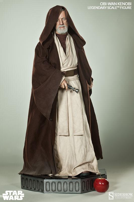 Sideshow - Obi-wan Kenobi - Legendary Scale Figure  Obi-wa16