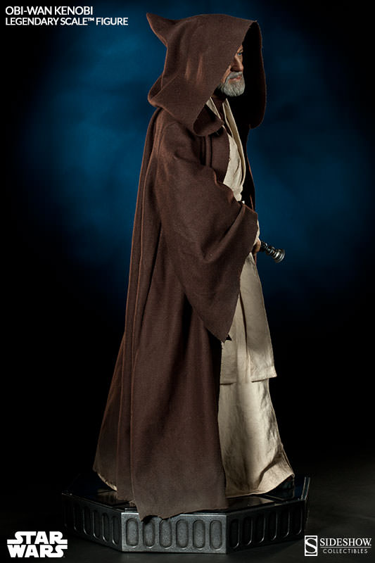Sideshow - Obi-wan Kenobi - Legendary Scale Figure  - Page 2 Obi-wa21