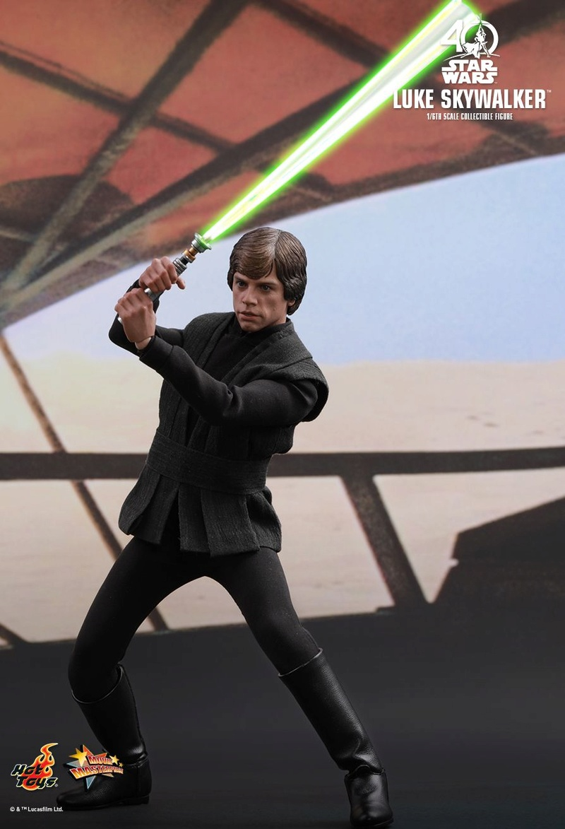 Hot Toys Star Wars: ROTJ - 1/6th scale Luke Skywalker Pd149917
