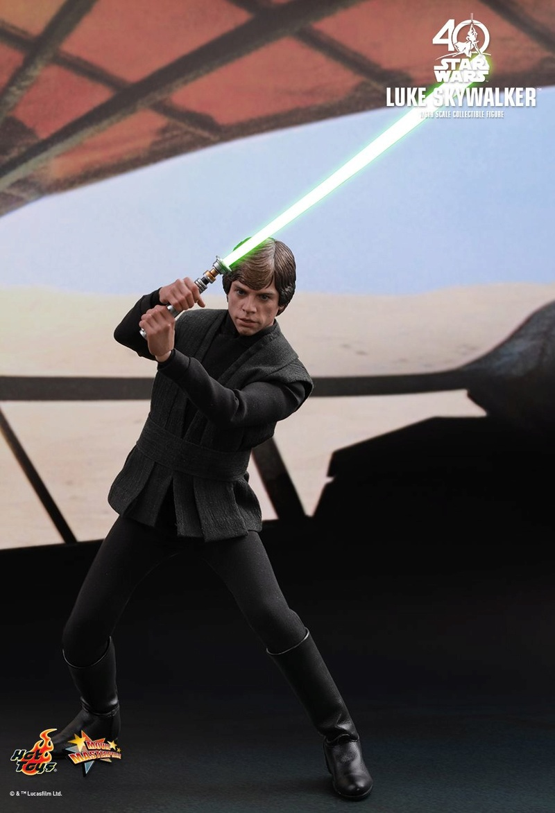 Hot Toys Star Wars: ROTJ - 1/6th scale Luke Skywalker Pd149918