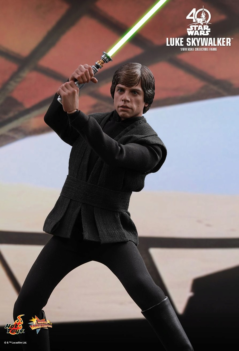 Hot Toys Star Wars: ROTJ - 1/6th scale Luke Skywalker Pd149920