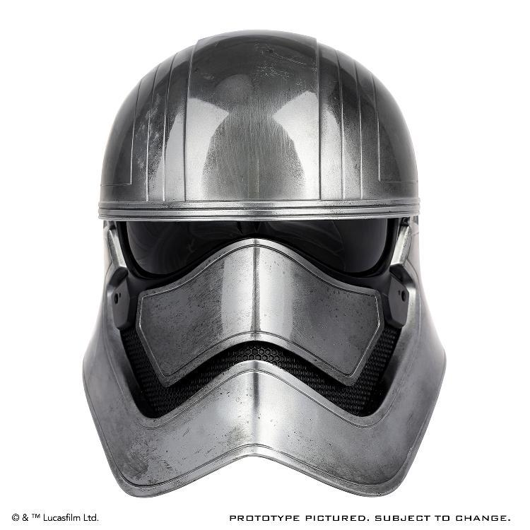 ANOVOS STAR WARS - TFA Captain Phasma Helmet  Phasma10