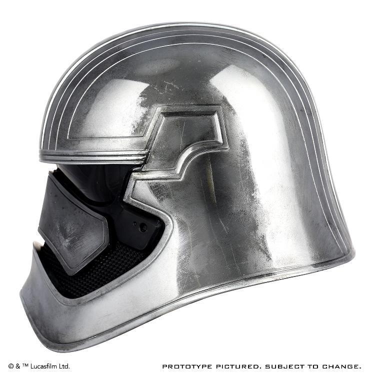 ANOVOS STAR WARS - TFA Captain Phasma Helmet  Phasma11