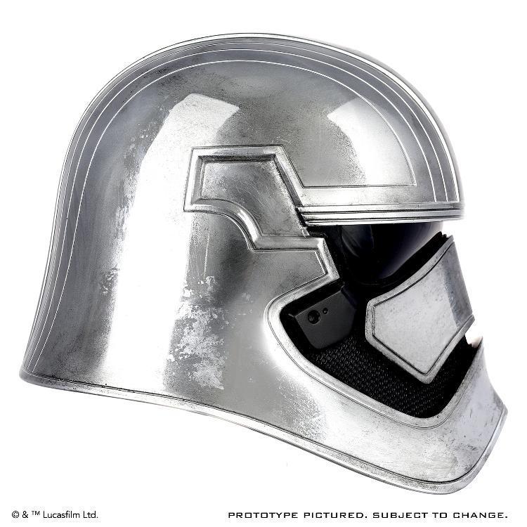 ANOVOS STAR WARS - TFA Captain Phasma Helmet  Phasma12