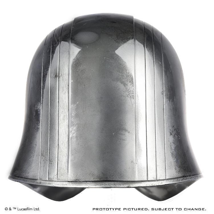 ANOVOS STAR WARS - TFA Captain Phasma Helmet  Phasma13