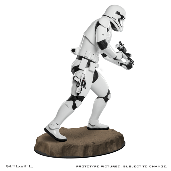 STAR WARS TFA First Order Stormtrooper Life-Size Statue Produc12