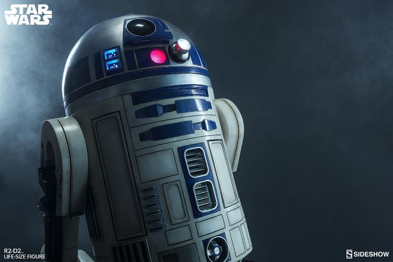 Sideshow Collectibles - R2-D2 Life-Size Figure R2d2_l10