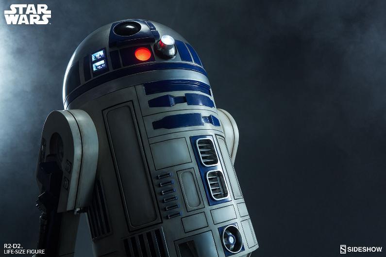 Sideshow Collectibles - R2-D2 Life-Size Figure R2d2_l20