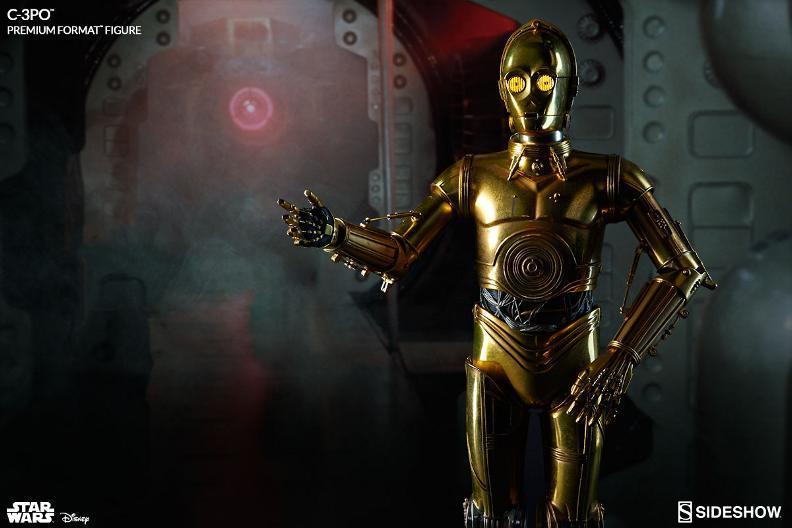 Sideshow Collectibles C-3PO & R2-D2 Premium Format Figures R2d2c311