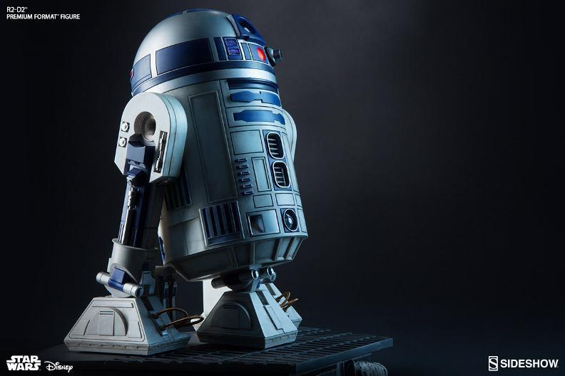 Sideshow Collectibles C-3PO & R2-D2 Premium Format Figures R2d2c316