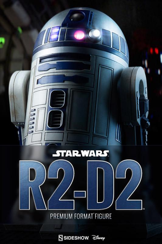 Sideshow Collectibles C-3PO & R2-D2 Premium Format Figures R2d2c317