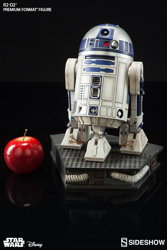 Sideshow Collectibles C-3PO & R2-D2 Premium Format Figures R2d2c318