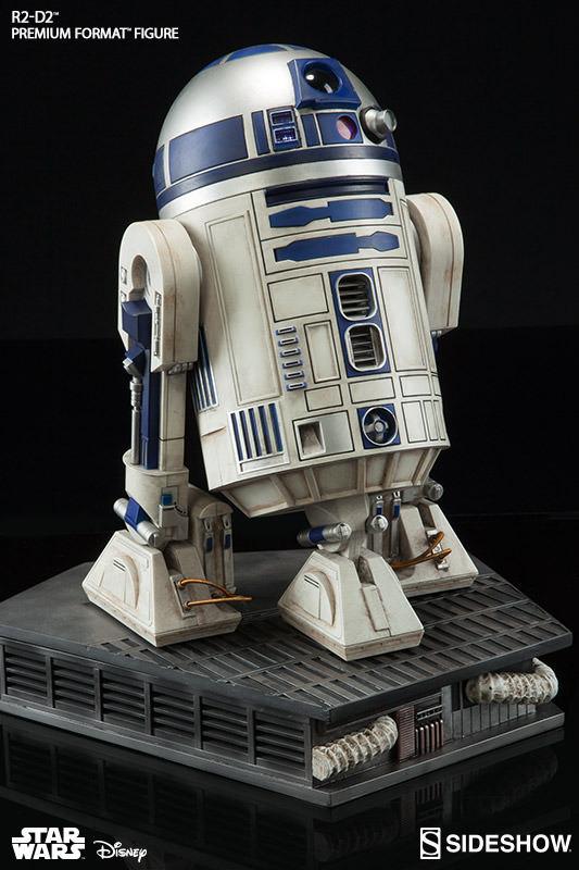 Sideshow Collectibles C-3PO & R2-D2 Premium Format Figures R2d2c322