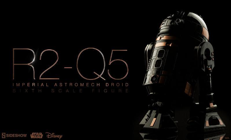 Sideshow - R2-Q5 Imperial Astromech Droid Sixth Scale Figure R2q5_010