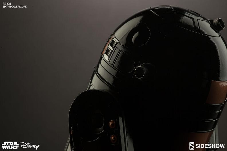 Sideshow - R2-Q5 Imperial Astromech Droid Sixth Scale Figure R2q5_011