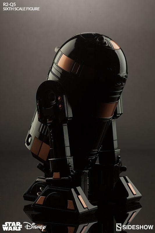 Sideshow - R2-Q5 Imperial Astromech Droid Sixth Scale Figure R2q5_012