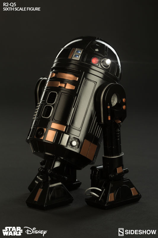 Sideshow - R2-Q5 Imperial Astromech Droid Sixth Scale Figure R2q5_013