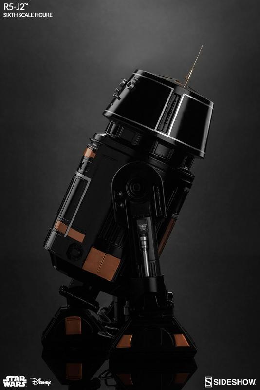 Sideshow - R5-J2 Imperial Astromech Droid Sixth Scale Figure R5j2_011