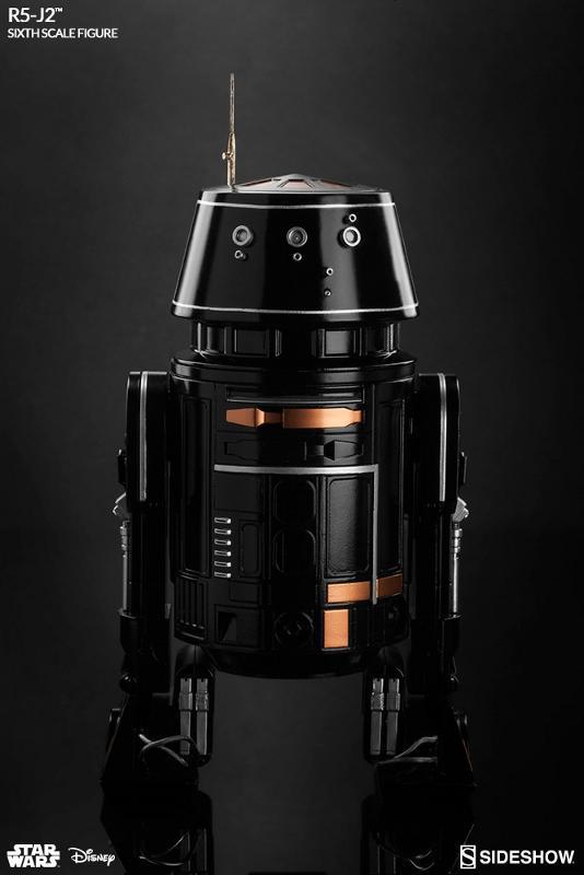 Sideshow - R5-J2 Imperial Astromech Droid Sixth Scale Figure R5j2_012