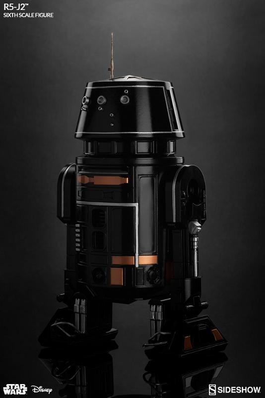 Sideshow - R5-J2 Imperial Astromech Droid Sixth Scale Figure R5j2_013