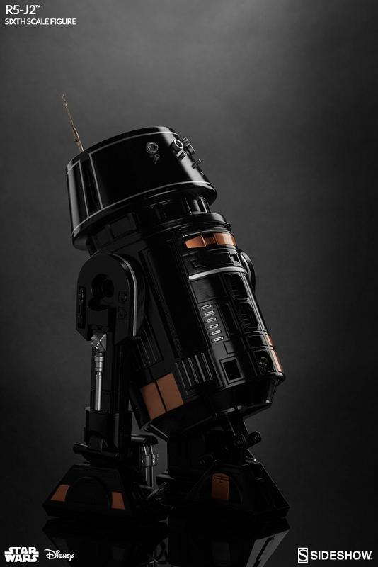 Sideshow - R5-J2 Imperial Astromech Droid Sixth Scale Figure R5j2_015