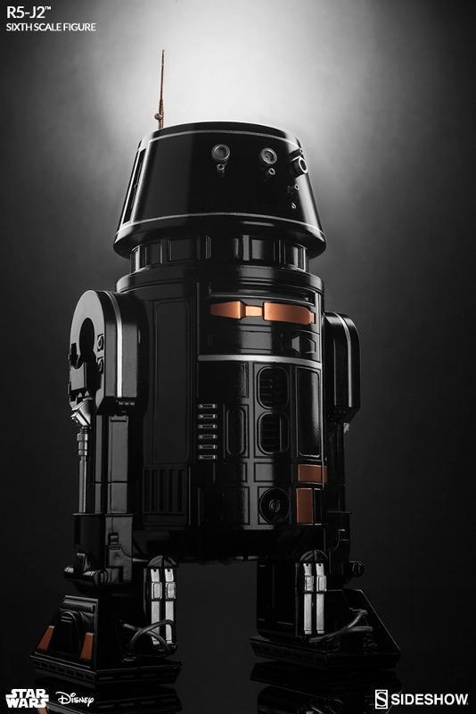 Sideshow - R5-J2 Imperial Astromech Droid Sixth Scale Figure R5j2_016