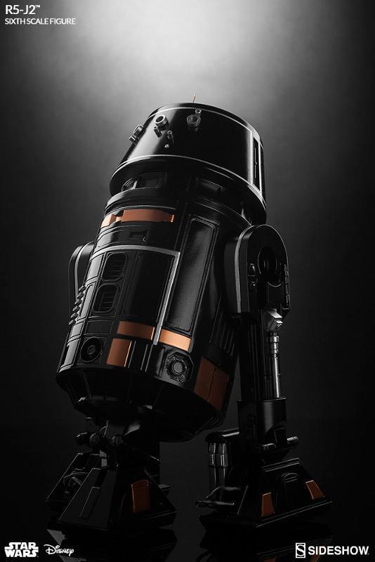 Sideshow - R5-J2 Imperial Astromech Droid Sixth Scale Figure R5j2_018